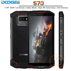 "DOOGEE S70 S80 5.99"" Octa-core Android 8.1 4G Phone NFC Global Band 6G+64GB"