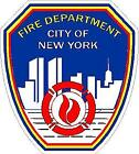 New York Fire City Department Reflective/matte Vinyl Decal Sticker Fire Ems Fdny