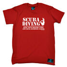 Scuba Diving T-Shirt Funny Novelty Mens tee TShirt - Keep Friends Close