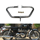 For Triumph Bonneville Thruxton T120 BCL Front Engine Guard Crash Bar Protection $119.49 USD on eBay