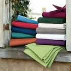 1000 Thread Count Egyptian Cotton Scala Bedding Items Solid Colors US Sizes image