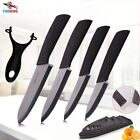"2019 NEW FINDKING high quality black blade black handle Ceramic Knife set 3"" 4"""