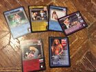 Nidia WWE Raw Deal 6 card lot character card and 4 premium rares Jamie Noble