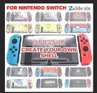 Protection Shell Case Grip Hard Thin Shell Dockable for Nintendo Switch Cover NS