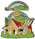 Disney Pin 55802 DLR Mickey's Festival of Dreams ToonTown Tinker Bell LE 1000
