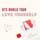 BTS World Tour LOVE YOURSELF SEOUL Concert MD OFFICIAL GOODS + Tracking Number