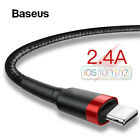 iPhone Charger Cable - Lightning Cable For Apple iPhone - Super Tough Braided