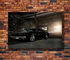 Costom Poster dodge charger fast and furious 12x18 27x40 Art Silk F1