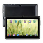 7  Tablet PC 8G Android 4.4 Quad-Core Dual SIM &Camera Wifi Phablet HD Cool UK