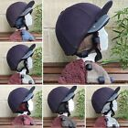 Tweed riding hat equestrian ear muffs warmers fleece lined lots of colours