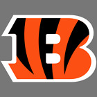 Cincinnati Bengals NFL Car Truck Window Decal Sticker Football Laptop Wall $2.99 USD on eBay