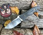 Jerry Hossom Beautiful Handmade Custom Fixed Blade Knife