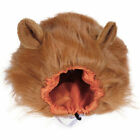 Pet Lion Head Gear Hat Costume Dog Shows Party Lion Wig Headgear Pet Supplies