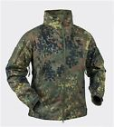 Helikon Tex Gunfighter Softshell Jacket Outdoor German Bw Spotted Camo Large
