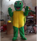 Cosplay Turtle Mascot Costume Tortoise Parade Animal Party Game Dress Adult Suit