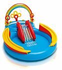 Kids Inflatable Pool. Small Kiddie Blow Up Above Ground Swimming Pool Is Great &