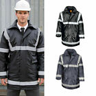 Result Workguard Management Saftey Coat Security Workwear Waterproof Windproof $37.4 USD on eBay