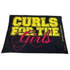 Gym Sweat Microfiber Sports Towel Bodybuilding Funny - Curles For The Girls