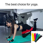 5 RESISTANCE BANDS LOOP Exercise Yoga Training Fitness Home Gym Workout Crossfit image