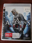 PLAYSTATION 3 GAME ASSASSIN'S CREED    **** MUST SEE *****