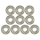 20Pcs 608zz Deep Groove Ball Bearing Carbon Steel 3D Printer Skateboard 8X22X7mm