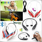 Bluetooth Wireless Handsfree Headset Stereo Sports Earphones Neckband For Iphone