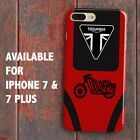Hot triumph motorcycle for iPhone Case XS MAX XR etc $20.9 USD on eBay