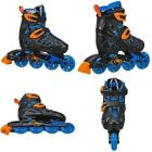 Roller Derby Boy's Tracer Adjustable Inline Skate (Small or Medium)  **Fast Ship