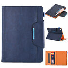 For iPad Pro 11 2018 Case Luxury Auto Wake Sleep Magnet Leather Flip Stand Cover