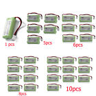 10X Cordless Phone Battery Pack for VTech BT166342 BT266342 BT183342 BT283342
