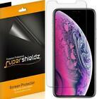 """6X Supershieldz HD Clear Screen Protector Saver For Apple iPhone XS Max (6.5"""")"""