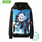 Warmth Unisex Pullover Anime DATE A LIVE Men's Sweater Sweatshirts Coat  #H47