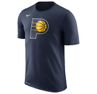 Indiana Pacers Nike Mens Team Logo Dri-Fit Cotton T-Shirt - Size XL - NWT on eBay