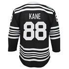 Youth Chicago Blackhawks Patrick Kane Black 2019 Winter Classic Authentic Jersey