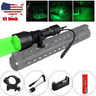 Vastfire C8 Red or Green Hog Coyote Fox Rifle Mount Hunting LED Flashlight Light