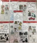 Внешний вид - Recollections Christmas Stamp & Die LOT to choose from