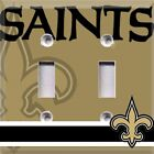 Football New Orleans Saints Themed Light Switch Cover ~ Choose Your Cover ~ on eBay