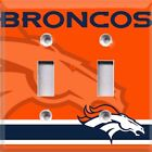 Football Denver Broncos Themed Light Switch Cover Choose Your Cover on eBay