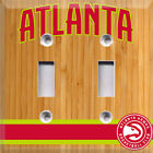 Basketball Atlanta Hawks Light Switch Cover Choose Your Cover on eBay