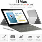 "VOYO i8 Max 10.1"" Tablet PC 1.5GHz Deca Core 4 64G Android 7.1 Dual Camera Lot"