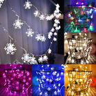 New 50led 5m String Fairy Lights Xmas Tree Christmas Party Home Decoration