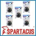Pack of 5 Spartacus SP201 Spool & Double Line fits Various Brands & Models