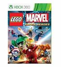 Xbox 360 LEGO MARVEL SUPER HEROES XBOX 360 Game  Brand NEW! Ovr 100 Characters