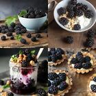 USA SELLER All Summer Long Blackberry Collection 40 seeds 3 types 3 packages