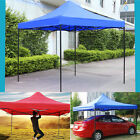 New Party Tent Pop-up Outdoor Garden Gazebo Marquee Wedding Canopy Stall 3X3m