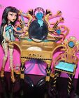 Monster High Cleo de Nile's Vanity Accessory and Doll