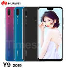 Huawei Y9 2019 Jkm-lx3 4g Lte Dual Sim 64gb Gsm Unlocked Android Phone New