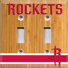 Basketball Houston Rockets Light Switch Cover Choose Your Cover on eBay