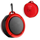 Wireless Waterproof Shower Speaker Suction Cup, Mic for iPhone Xs Max X 8+ S9