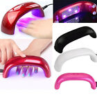 Mini Portable LED Nail Dryer Gel Polish Lamp Light Curing Manicure Machine Dry